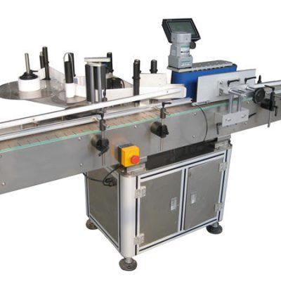 Automatische sticker ronde fles etiketteermachine fabrikant