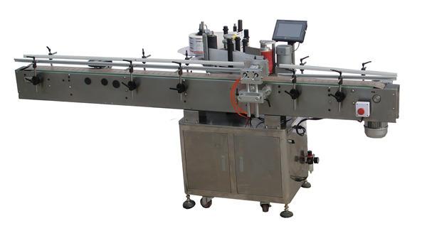 Fabrikant van automatische etiketteermachines voor flespositionering
