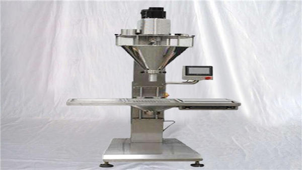 Handmatige poeder vulmachine