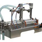 Halfautomatische honingvulmachine Hoge vulnauwkeurigheid
