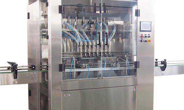 1L-5L Automatische zuiger vulmachines