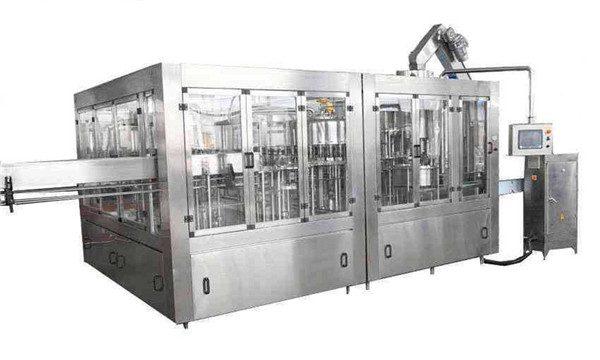 8000BPH Automatische kokosolie-vulmachine Lijn