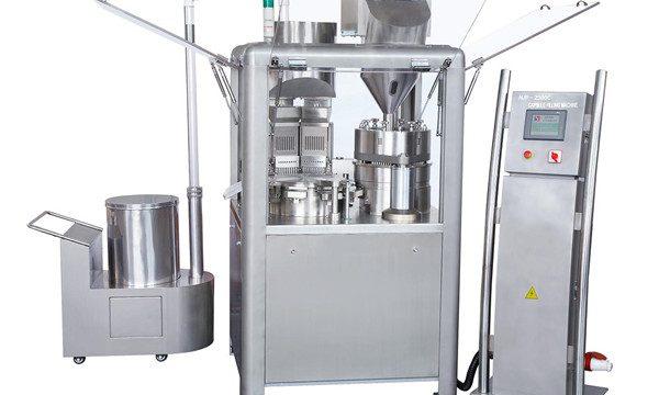 Automatische Capsule Filler Capsule vulmachine om poeder te vullen