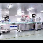 Automatische crème vul- en sluitmachine