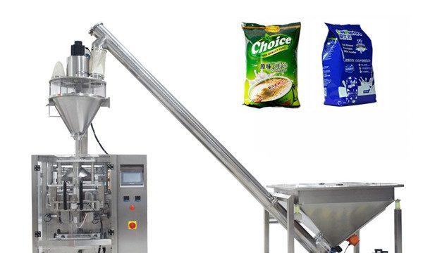 Automatische droge chemische poeder vulmachine voor kleine fles en petfles
