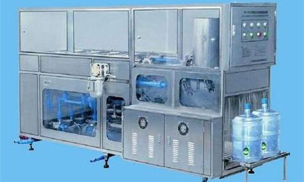 5 Gallon vat fles water vulmachines gemaakt in China
