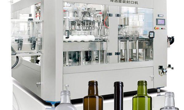 Bier kan vloeibare vulmachine