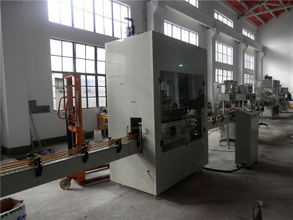 Automatische bleekmiddelvuller in China