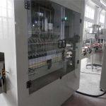 Roestvrij staal volautomatische bleekmiddel vulmachine
