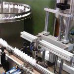 Chemische automatische flesvulafdekmachine