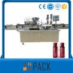 Semi-automatische vacuüm vloeistof vulmachine Prijs laag