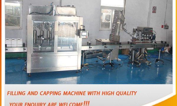 Hoog efficiënte 5 liter volautomatische olievulmachine