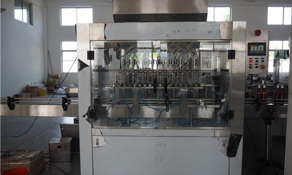 Professionele fabrikant automatische olie vulmachine