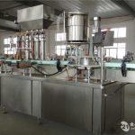 Concurrerende fabrikant High Tech kokosolie vulmachine