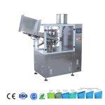 Fabrikanten van Cream Tube Filling-verpakkingsmachines