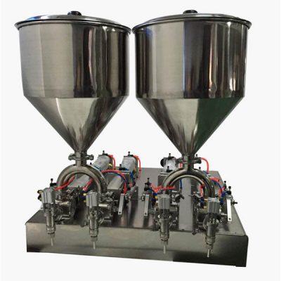 Duurzame semi-automatische crèmevulmachine