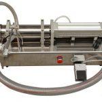Semi-automatische hoge viscositeit Lliquid honing vulmachine