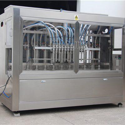 Hoge snelheid volautomatische olievulmachine