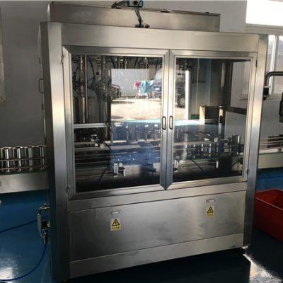 Hoogwaardige volautomatische sauzen vulmachine