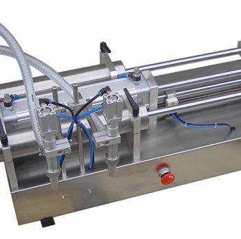 Lage prijs handmatige zuiger vulmachine
