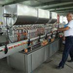 200-1000ml automatische sojasaus vulmachine