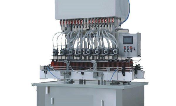 Van Goede Kwaliteit Automatische hete saus vulmachine Hete verkoop