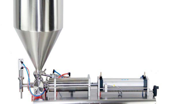 Semi-automatische Piston Jar Cream vulmachine