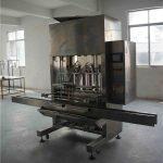 Machine voor het vullen van flessen met etherische olie