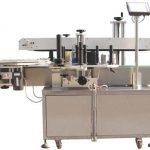 Automatische etiketteermachine met hoge snelheid flacons
