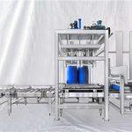 Aanpasbare ESDF-serie 100-1000L capaciteit grote trommel automatische vulmachine