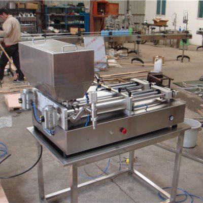 Goedkoopste pneumatische semi-automatische jamvulmachine