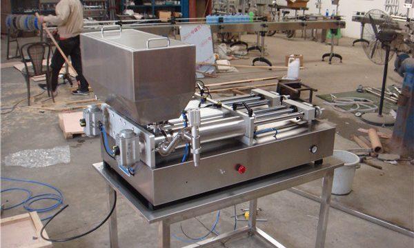 Groothandel Semi-automatische saus vulmachine