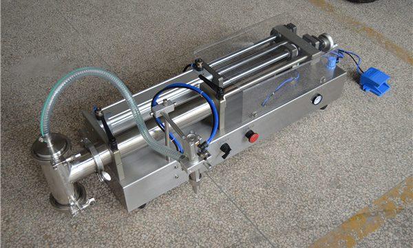 Fabrikant van semi-automatische shampoo vulmachine