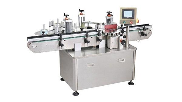 Sticker Etiketteringsmachine Fabrikant